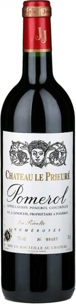 Вино Chateau Le Prieure, Pomerol AOC, 2006