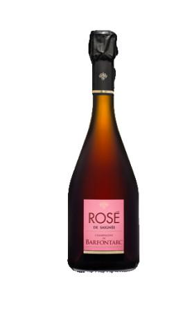 Шампанское Region de Baroville Barfontarc Rose de Saignee Extra Brut 0.75л