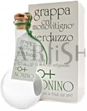 "Граппа Nonino, ""Cru Monovitigno"" Verduzzo, gift box, 0.5 л"