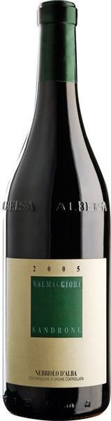 Вино Luciano Sandrone, Valmaggiore, Nebbiolo d'Alba DOC 2005