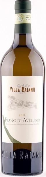 Вино Villa Raiano, Fiano di Avellino DOCG, 2011