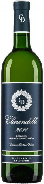 "Вино Clarence Dillon, ""Clarendelle"" Blanc, Bordeaux AOC, 2011"