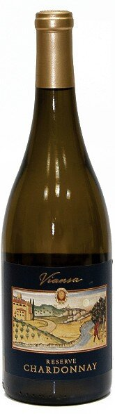 Вино Viansa Reserve Chardonnay 2007