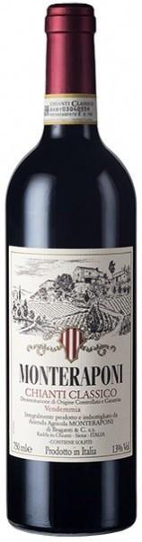 Вино Monteraponi, Chianti Classico DOCG, 2014, 1.5 л