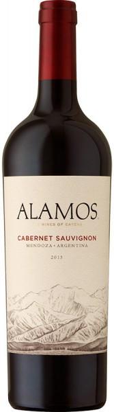 """Вино Catena Zapata, """"Alamos"""" Cabernet Sauvignon, Mendoza, 2013"""