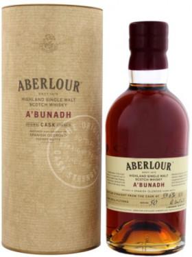 """Виски Aberlour """"A'bunadh"""", in tube, 0.7 л"""