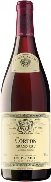 Вино Louis Jadot, Corton Grand Cru AOC, 2007