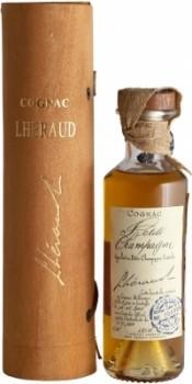 Коньяк Lheraud Cognac 1982 Fins Bois, 0.2 л