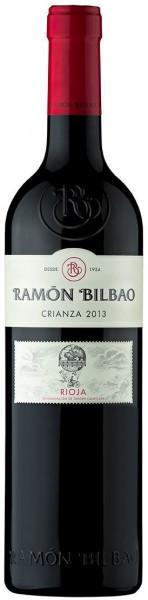 Вино Bodegas Ramon Bilbao, Crianza, Rioja DOC, 2014