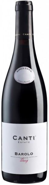 Вино Canti, Barolo DOCG, 2010