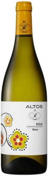 "Вино ""Altos R"" Blanco, Rioja DOC"