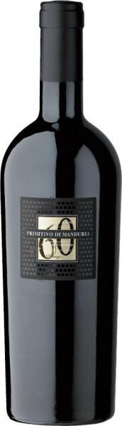 """Вино Feudi di San Marzano, """"Sessantanni"""" Primitivo di Manduria, 2010"""