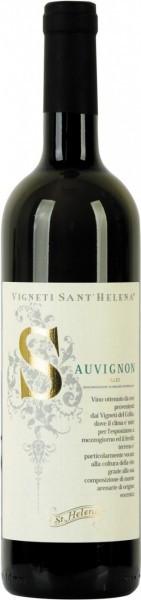 "Вино ""Vigneti Santa Helena"" Sauvignon, Collio DOC"