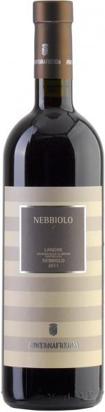 Вино Fontanafredda, Nebbiolo, Langhe DOC, 2011