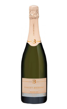 Шампанское Forget Brimont Brut Rose Premier Cru 0.75л