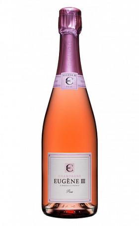 Шампанское Region de Baroville Eugene III Rose Brut 0.75л