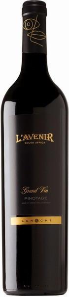 Вино L'Avenir, Grand Vin Pinotage, 2007