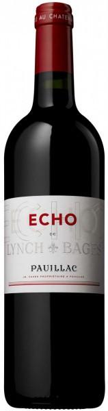 "Вино Chateau Lynch Bages, ""Echo de Lynch Bages"", Pauillac AOC, 2013"