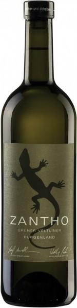 Вино Zantho, Gruner Veltliner, 2015