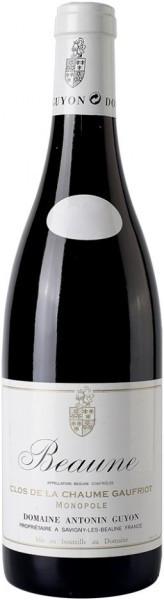 "Вино Beaune AOC ""Clos De La Chaume Gaufriot"" Monopole, 2011"