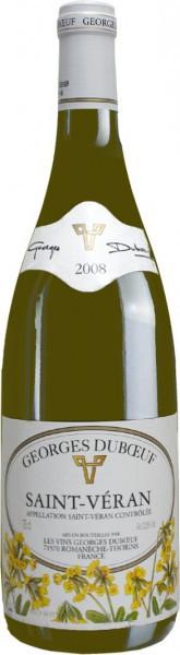 Вино Georges Duboeuf, Saint-Veran, 2008