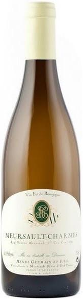 "Вино Domaine Henri Germain, Meursault ""Charmes"", Premier Cru, 2007"