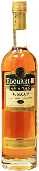 Коньяк Edouard III VSOP, 0.2 л