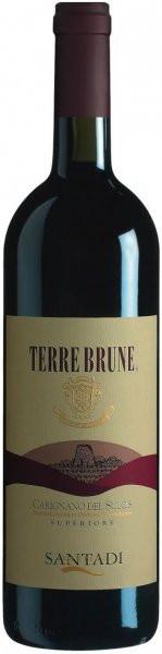 "Вино ""Terre Brune"", Carignano del Sulcis DOC Superior, 2013"