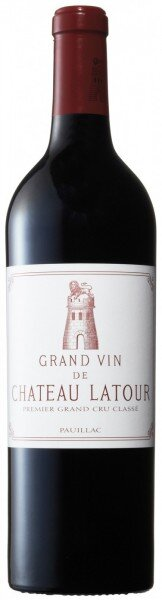 Вино Chateau Latour Pauillac AOC 1-er Grand Cru Classe 2005