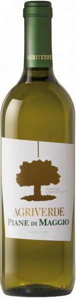 Вино Agriverde, Piane di Maggio, Trebbiano D'Abruzzo DOC, 2013
