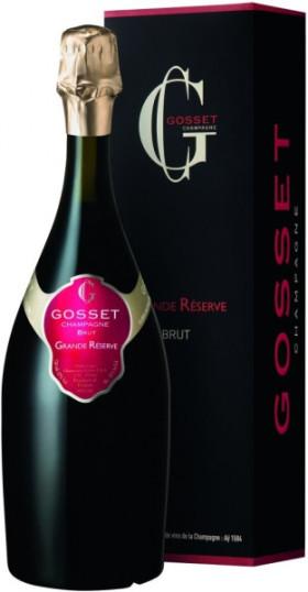 Шампанское Brut Grande Reserve, gift box