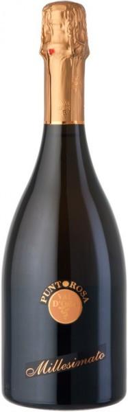 "Игристое вино Val d'Oca, ""Punto Rosa"" Millesimato, 2013"