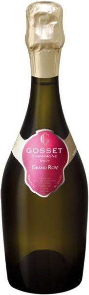 Шампанское Brut Grand Rose, 0.375 л