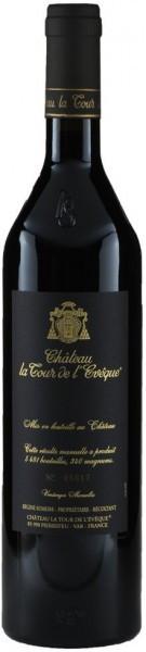 """Вино Chateau La Tour de L'Eveque, """"Noir & Or"""", Cotes de Provence AOC, 2010"""