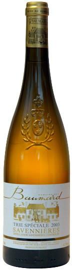 Вино Domaine des Baumard Trie Speciale Savennieres AOC 2003