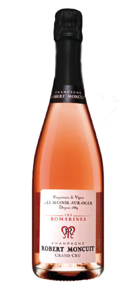 Шампанское Robert Moncuit Brut Rose 0.75л