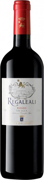 "Вино ""Regaleali"" Nero d'Avola IGT, 2018"