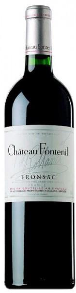 Вино Chateau Fontenil, Fronsac AOC, 2004