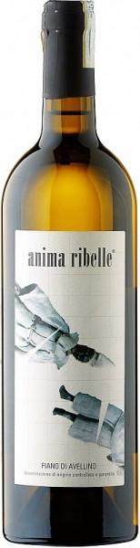 """Вино """"Anima Ribelle"""" Fiano di Avellino DOCG, 2014"""