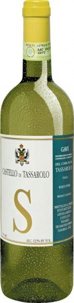 Вино Castello di Tassarolo, Gavi Tassarolo DOCG, 2014