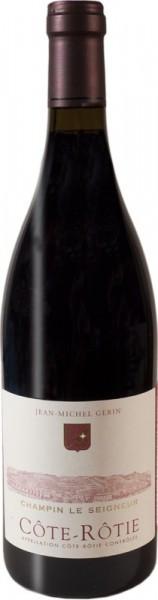 """Вино Jean-Michel Gerin, Cote-Rotie """"Champin le Seigneur"""", 2008"""