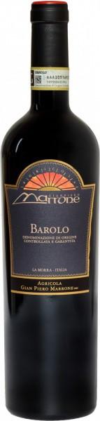 Вино Gian Piero Marrone, Barolo DOCG