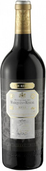 """Вино """"Herederos del Marques de Riscal"""" Rioja DOC Gran Reserva, 2007"""