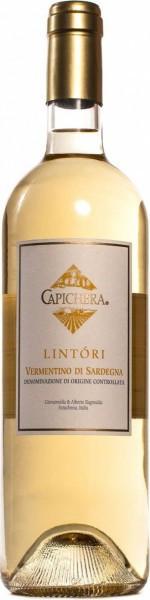 "Вино Capichera, ""Lintori"", Isola dei Nuraghi IGT, 2014"