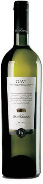 "Вино Fratelli Martini, ""Sant'Orsola"" Gavi DOCG"
