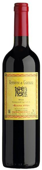 Вино Remirez de Ganuza Reserva DOC 2003