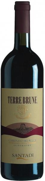 "Вино ""Terre Brune"", Carignano del Sulcis DOC Superior, 2008"