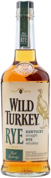 "Виски ""Wild Turkey"" Rye 81, 0.7 л"