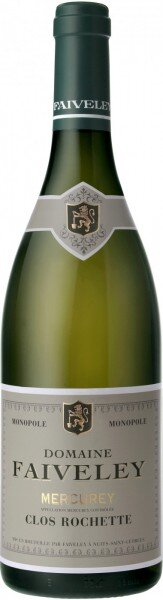 "Вино Faiveley, Mercurey Blanc ""Clos Rochette"" AOC, 2011"