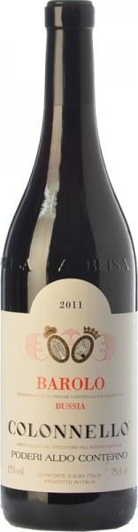"""Вино Barolo DOCG """"Colonnello"""", 2011"""